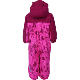 Color Kids Dolpa Mini Padded Coverall Kids candy pink